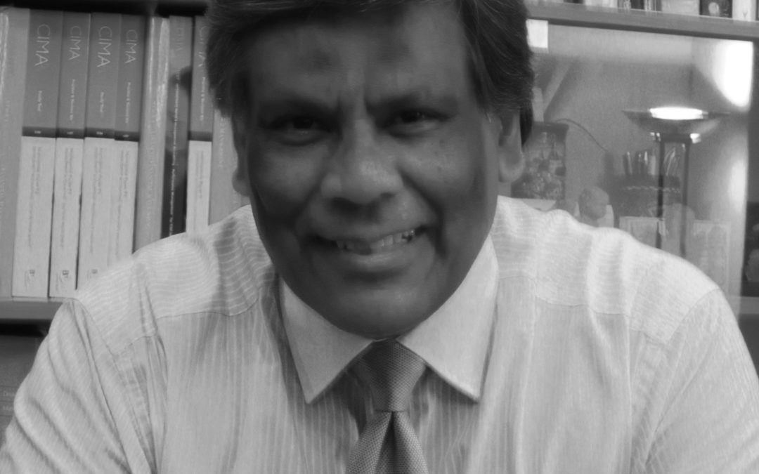 Faculty Spotlight: Interview with Gordon van der Veen,  MA (MGT) PGDBA