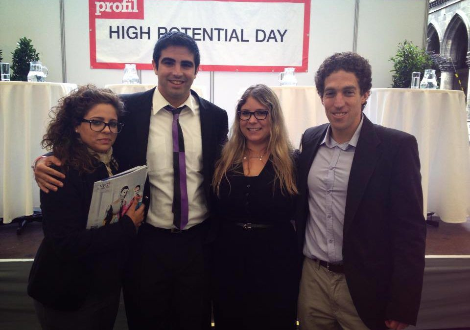 Outstanding IML students attended the Profil High Potential Day