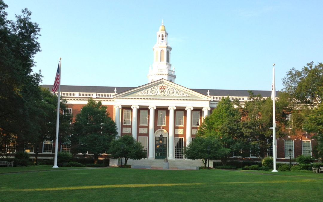 LBS at Harvard Business School