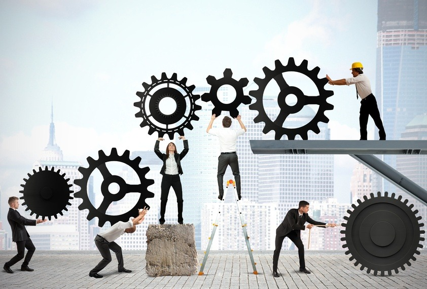 Let your business problems become our problems!