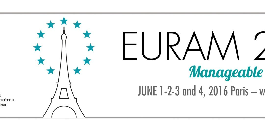 EURAM call for papers on International Competitiveness