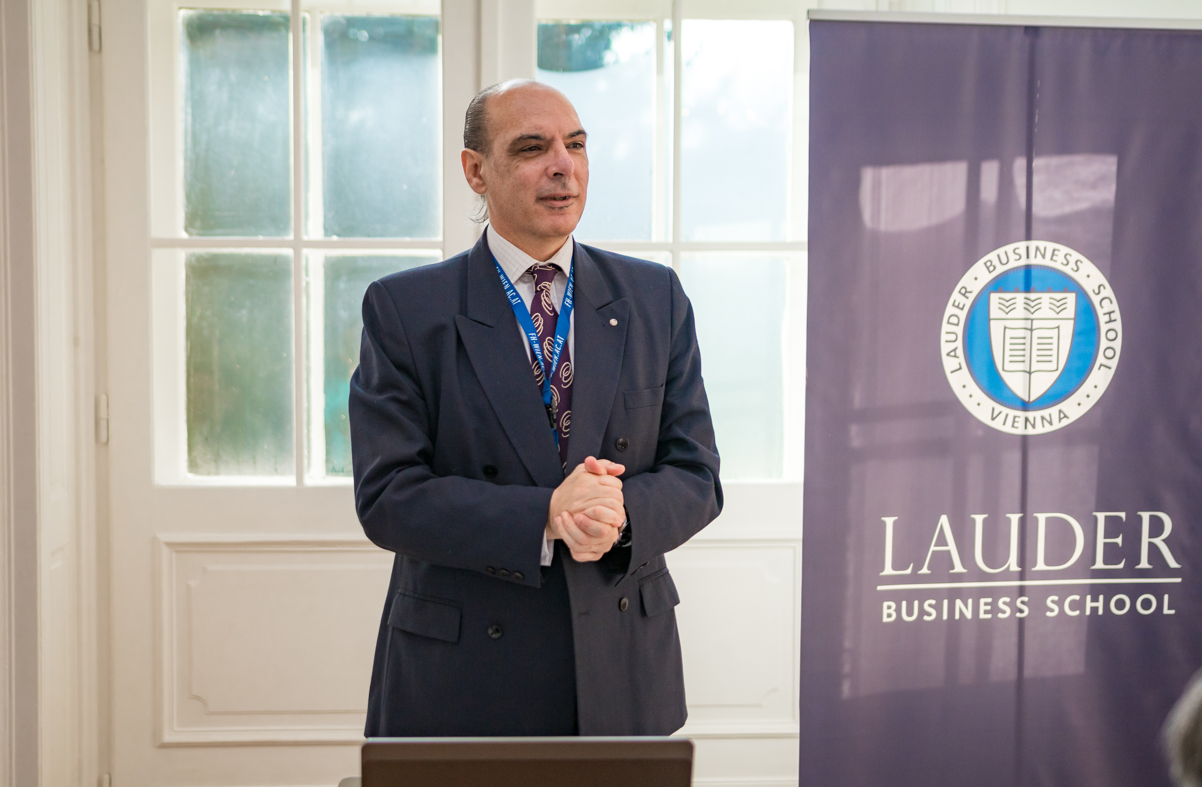 Prof. Dr. Pablo Collazzo-Yelpo, MBA