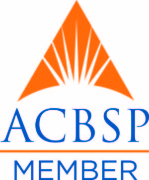 WELCOME TO ACBSP!