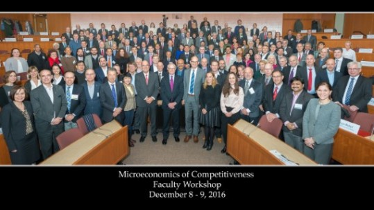 © Institute For Strategy & Competitiveness Harvard Business School