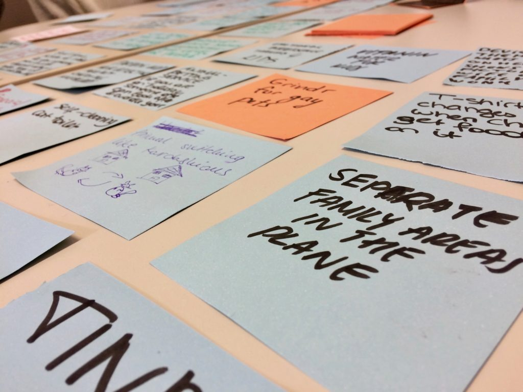 Design Thinking Day 1