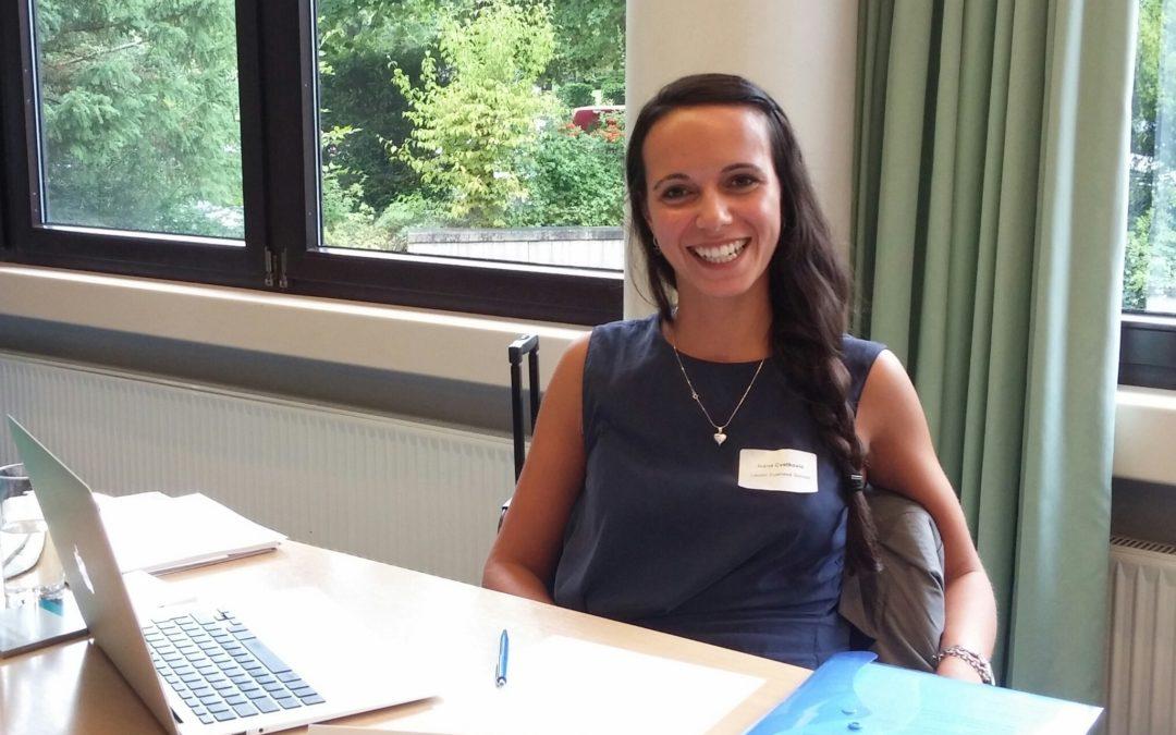Ivana Cvetkovic @ DAAD, Bonn, Germany