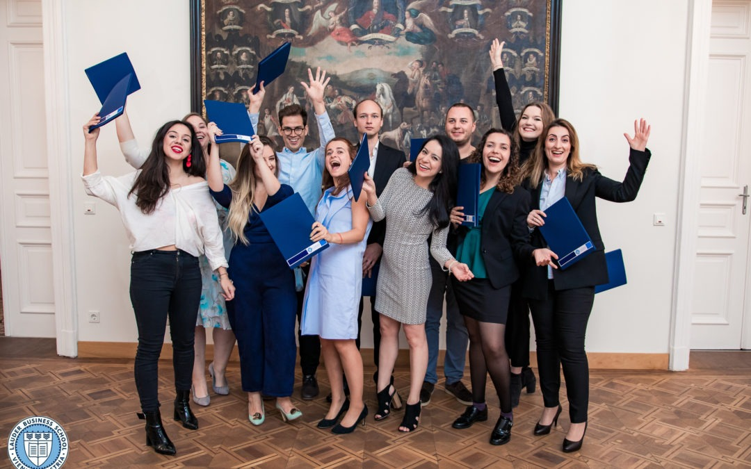 Congratulations to our Master Students