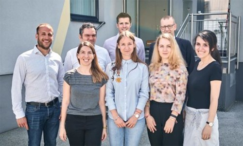 LBS Students consulting Furtenbach, the European chemical giant