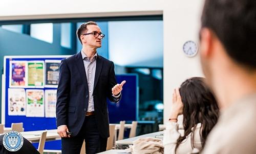 Hewlett Packard Enterprise Recruiting at LBS