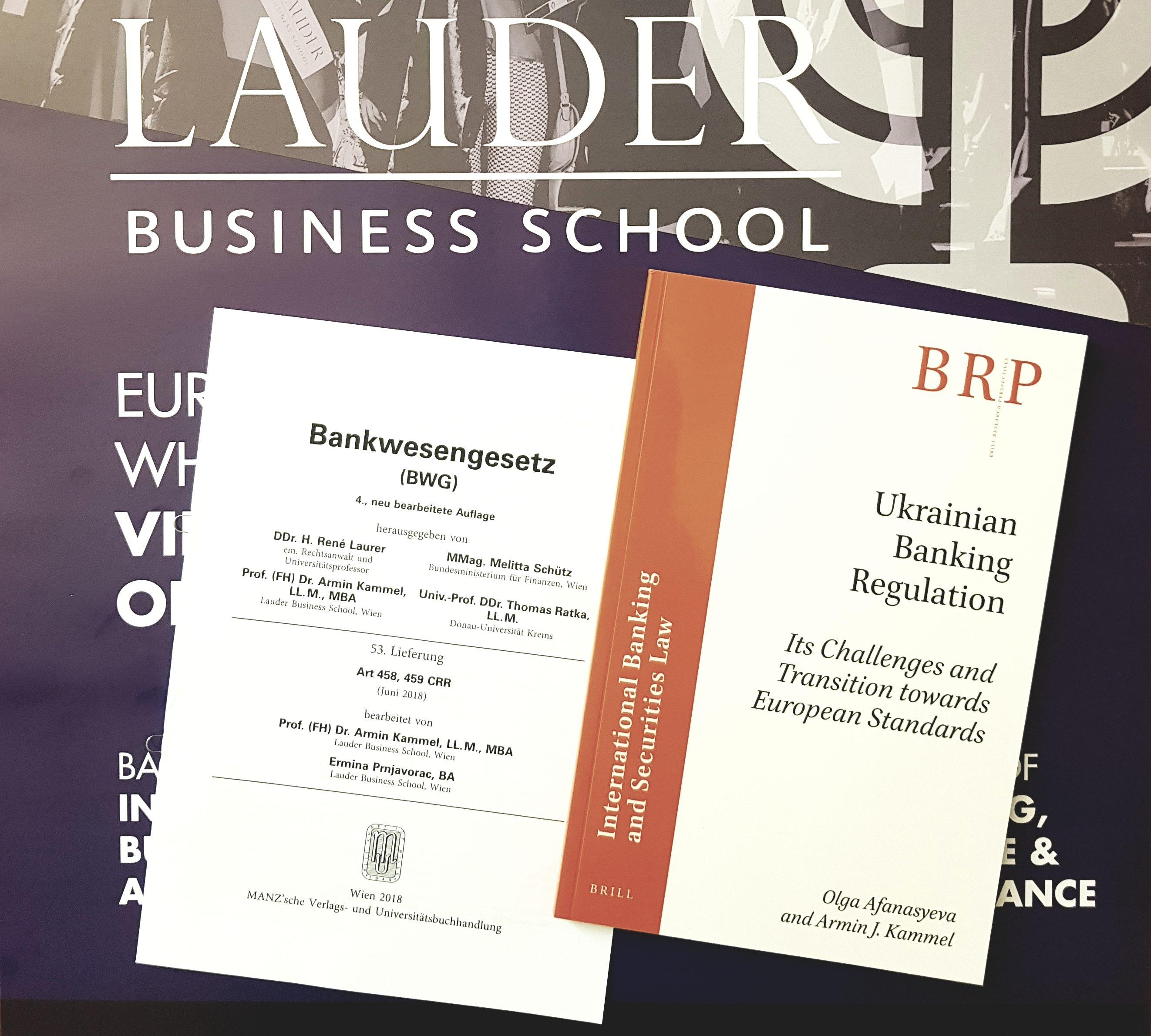 BWG & BRP vol. on Ukrainian Banking Regulation