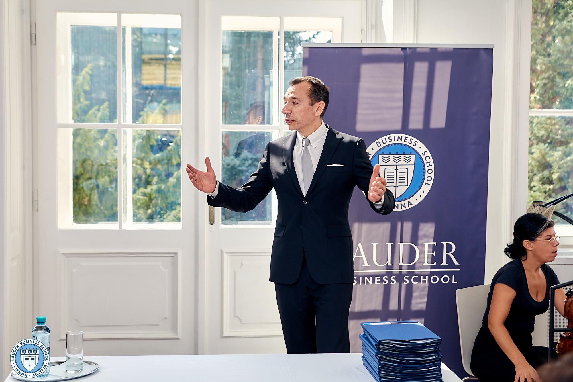 Executive Director Mr. Alexander Zirkler