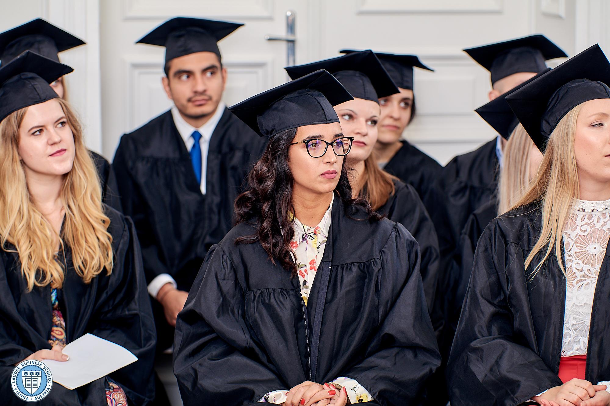 Master Graduates Class of 2018
