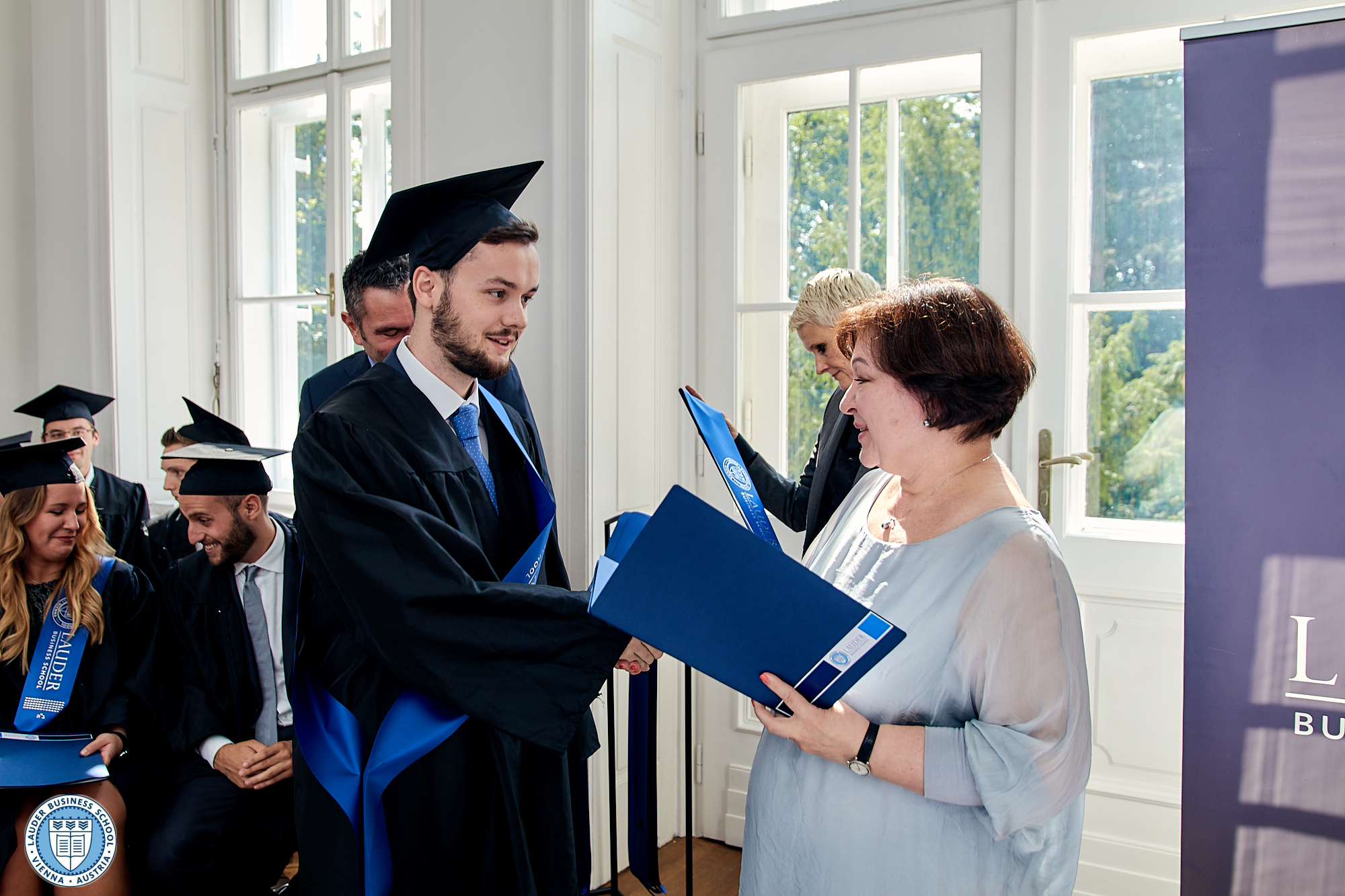 Master Graduates