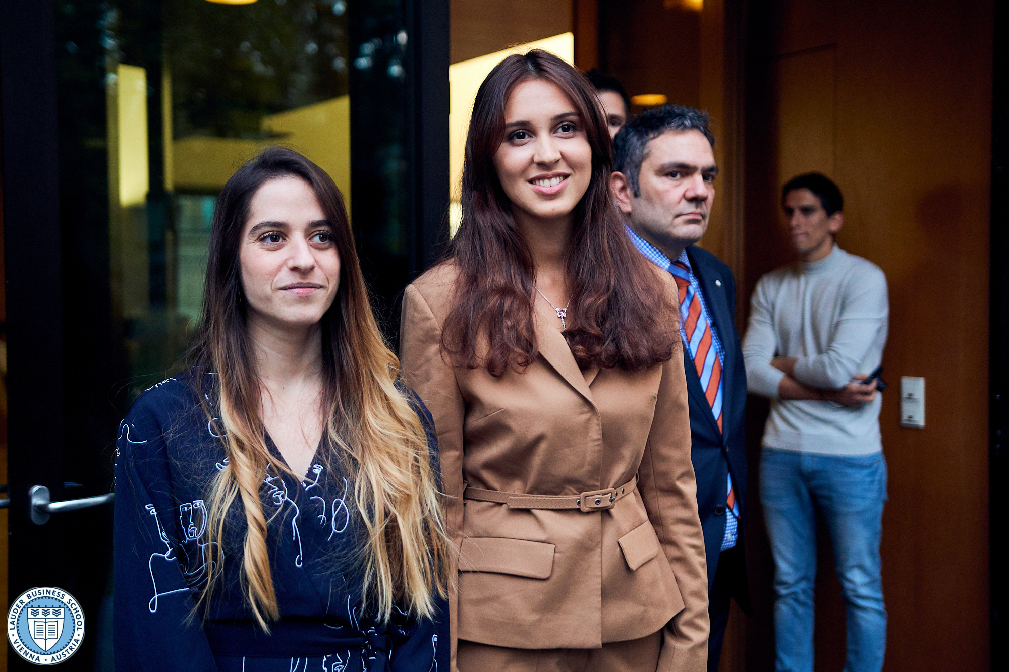 Paz Barsky & Elizaveta Shchapova, BA Students
