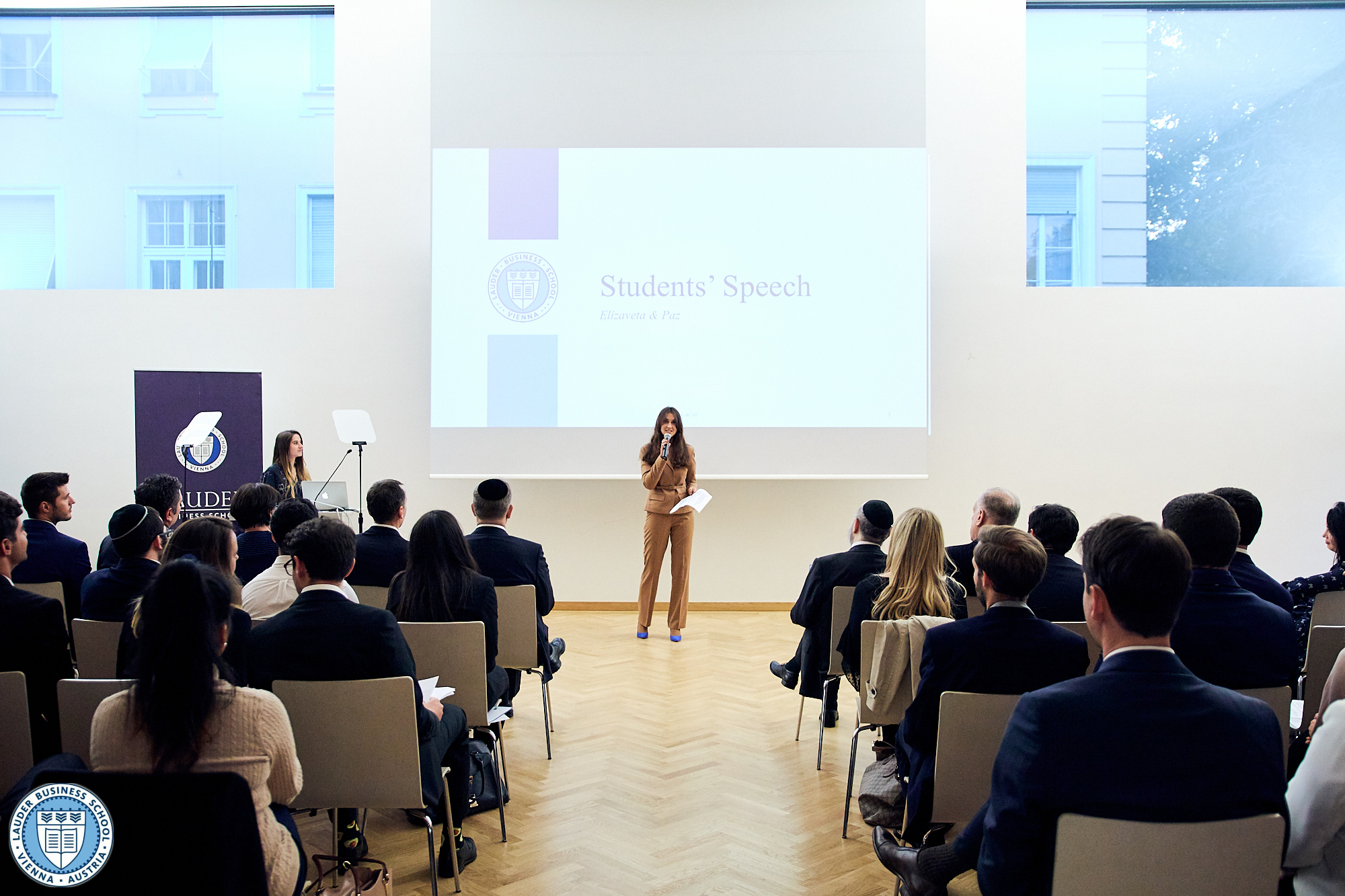 Elizaveta Shchapova, BA Student
