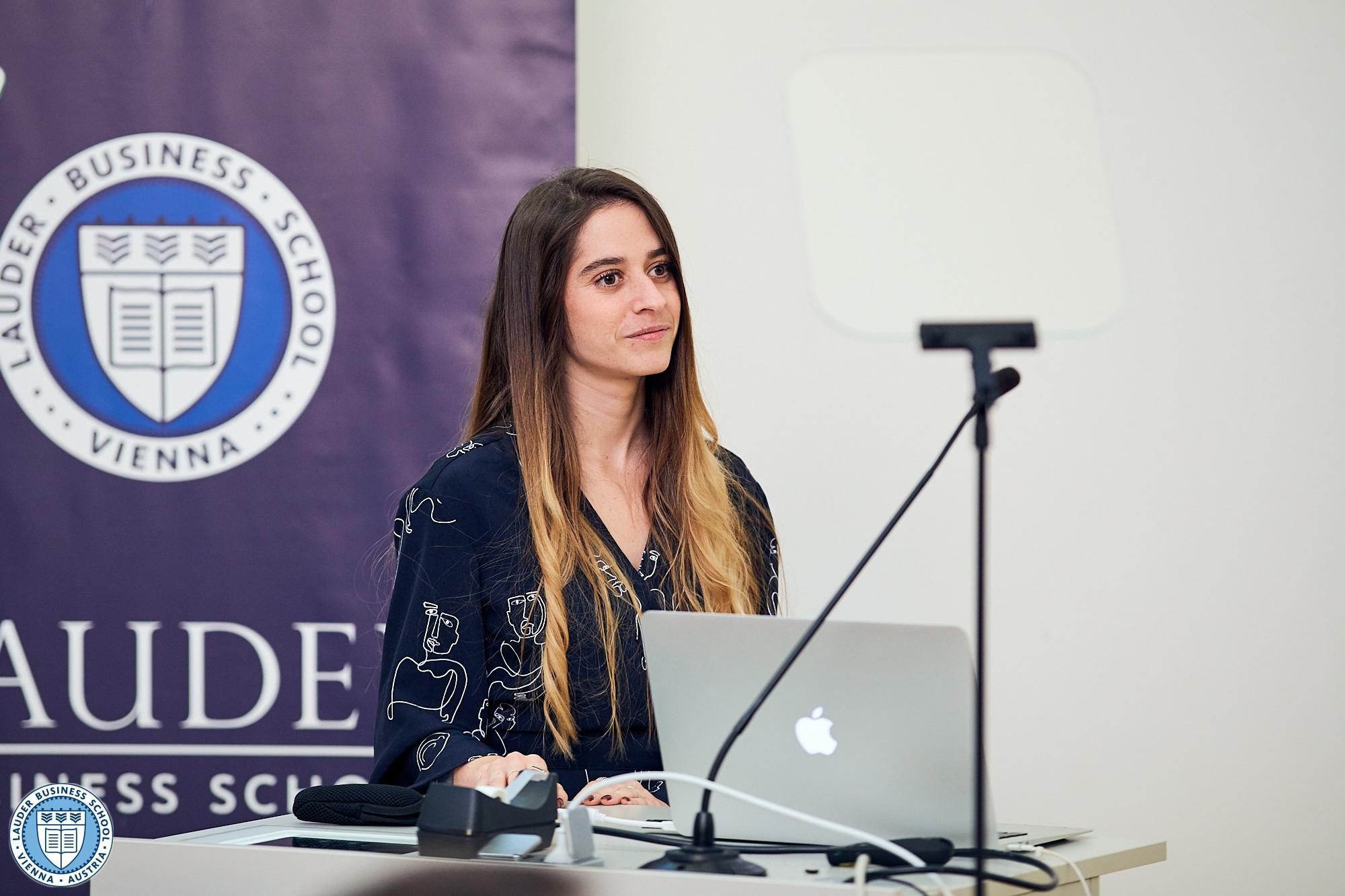 Paz Barsky, BA Student