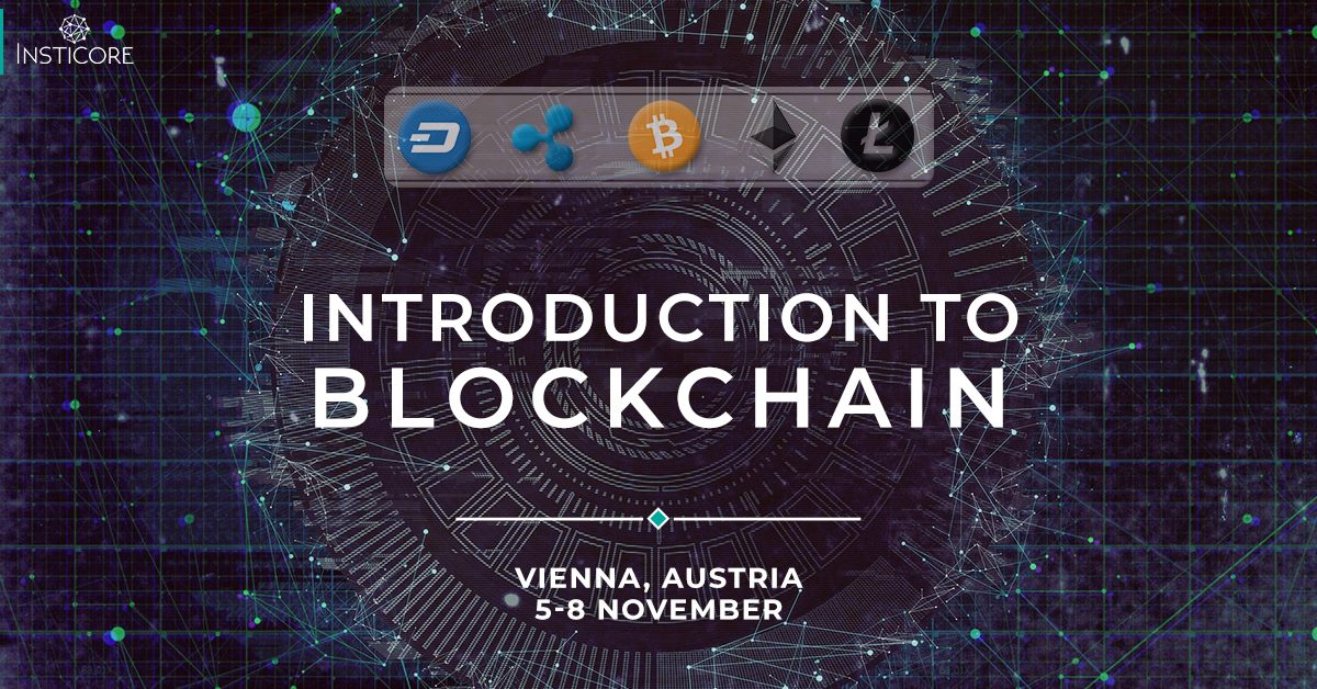 Introduction to Blockchain Education
