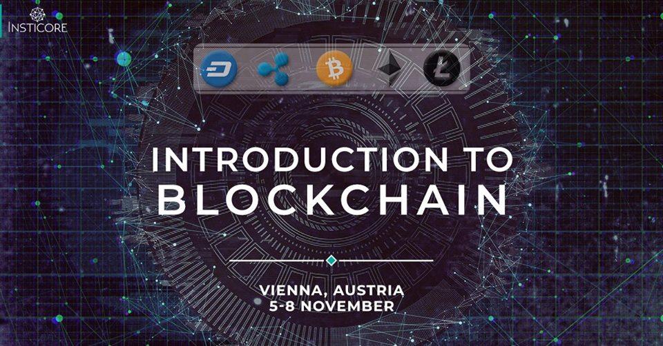 Blockchain Education with Insticore & FH Technikum