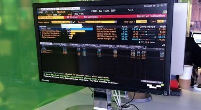 LBS Introducing Bloomberg Terminals