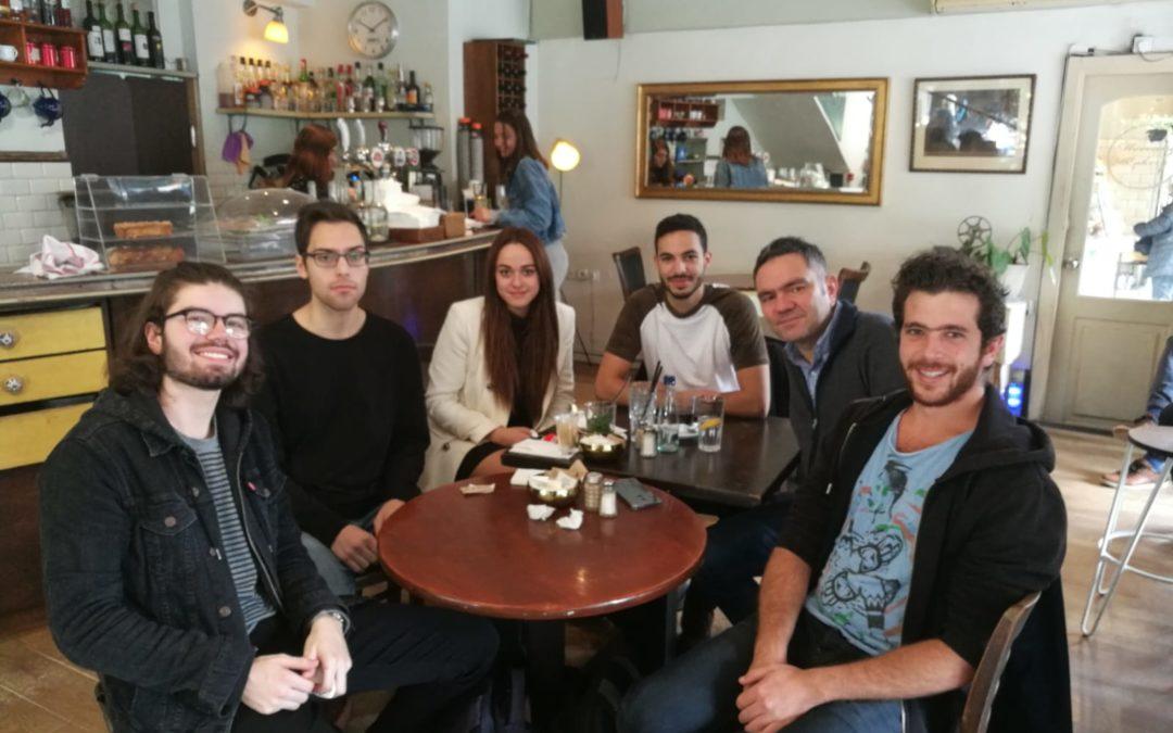 LBS meets Ben Gurion University in Israel
