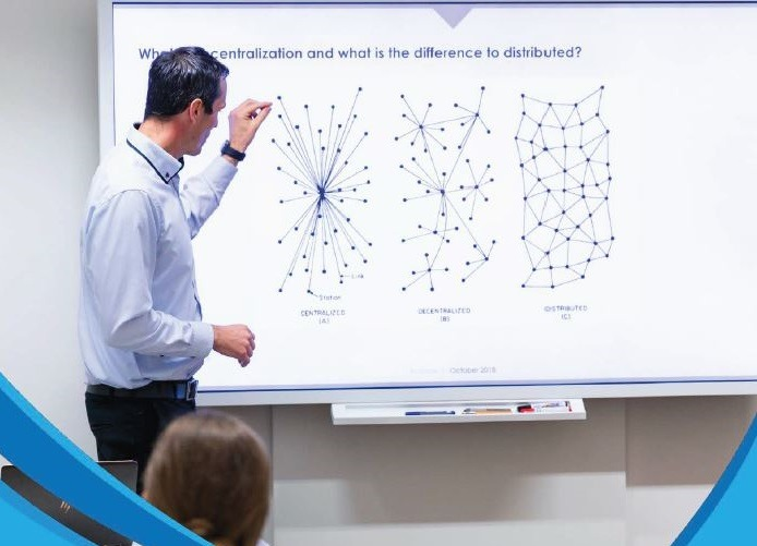 Complete your Blockchain Education with us