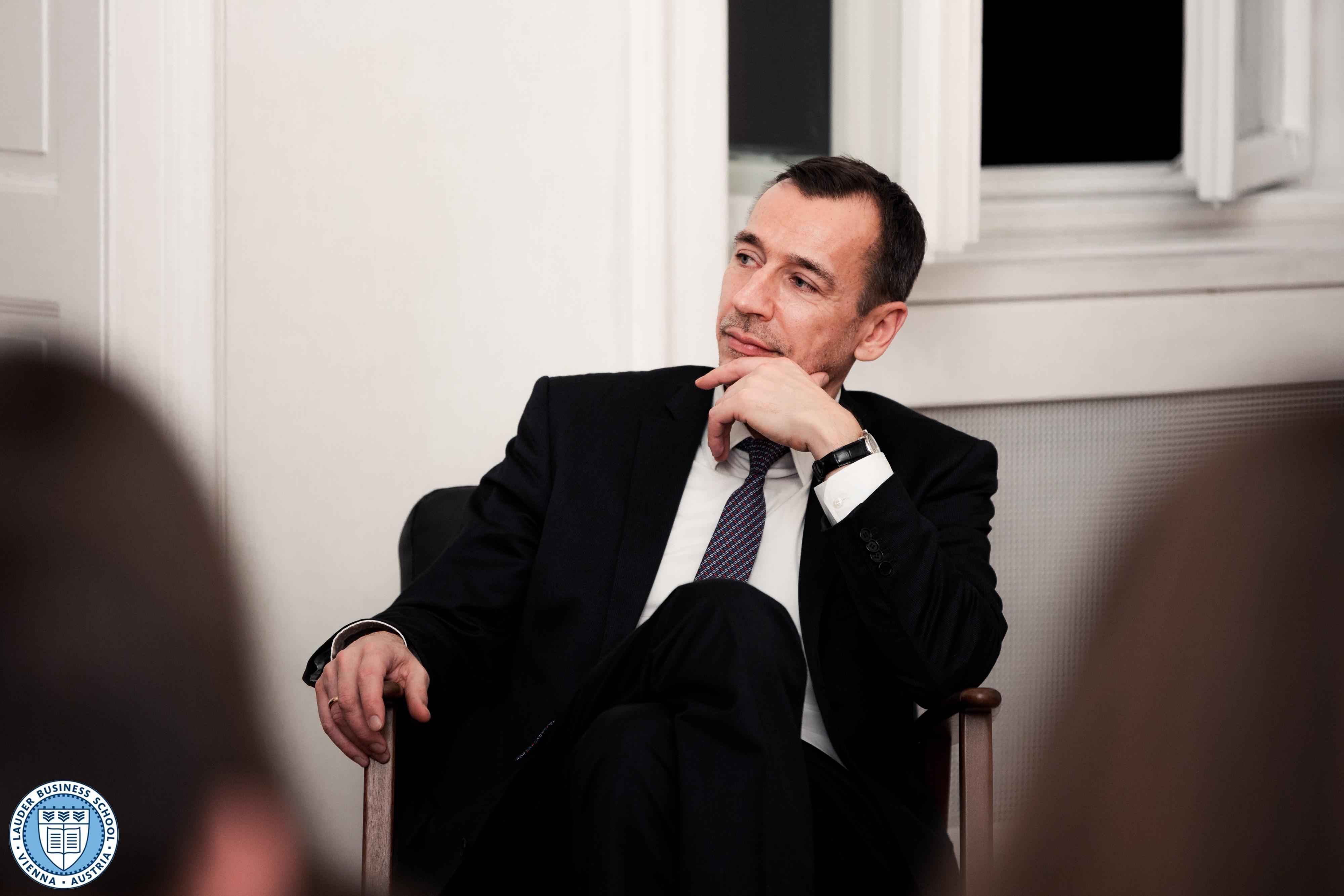 Alexander Mr. Zirkler, LBS Executive Director