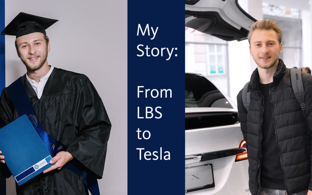 My Story: From LBS to Tesla