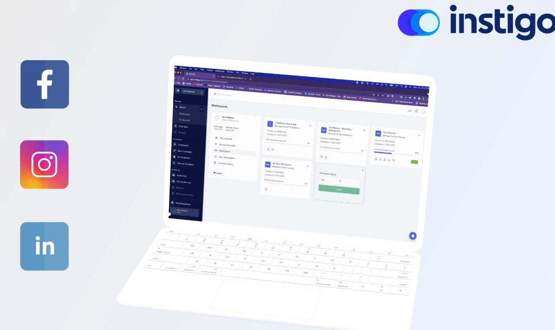Meet Instigo: Your Go-to App for Paid Ads Management