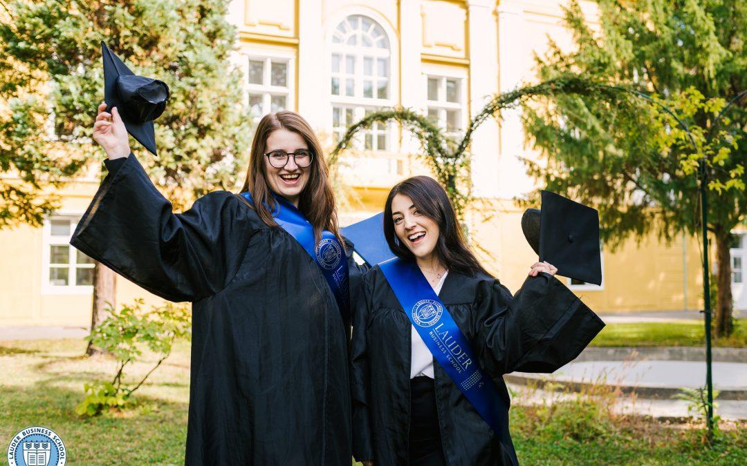 Congratulations to our Master Graduates